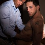Ripped Hung Bad Boy Roman Todd Takes Care Of Rodney Steele's Eager Ass