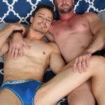 Hot Mature Hunk Toby Nails Toby's Eager Ass & Fills It Up With His Jizz