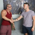 Big Straight Muscled Stud Caesar Fucks Hot Masculine Man Cesar Rossi