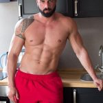 Big, Tall & Muscular Italian Personal Trainer Gennaro