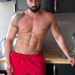 Big, Tall & Muscular Italian Personal Trainer Gennaro