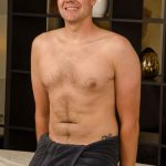 Nervous, Hung & Beefy Straight Guy Donnie Gets A Happy-Ending Massage