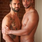 Hot Masculine Lovers Rhys Jagger & Hector DeSilva Fucking Hard