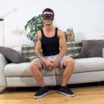 First Audition For Sexy Ripped Dude Jackson Stock