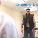 Hunky Farmer George Fully Examined By Female Country Doctor