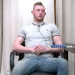 Big Strapping Straight Lad Gary Wants To Become A Porn Star