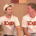 "Two Cute & Handsome Straight Boys Play ""Gay Chicken"""
