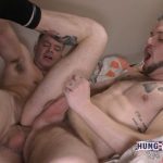 Hung Young Brit Barebacks & Breeds Horny & Sexy Manchester Lad Korby