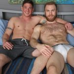 Hot Daddies Michael Shores & Peter Marcus Suck Each Other Off