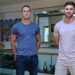 Straight & Massively Hung Lads Tom Lawson & Rich Wills Enjoy A Mutual Wank
