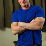 Beefy Military Stud Weston Strokes His 7-Inch Hard Dick