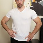 Hot Masculine Daddy Kane Haney Jerks Off His 8-Inch Thick Dick