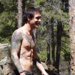 Extra-Hung Stud Ethan Ever Gets Fully Serviced In The Woods