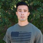 Handsome Military Newcomer Jay Luna Strokes His Big Hard Dick