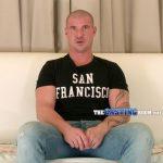 Big, Muscular Bodybuilder Max Strokes His Huge Stiff Dick