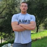 Big, Muscular Military Man Ivan D. Strokes His Big Thick Dick