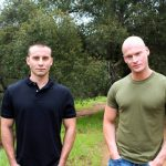 Ripped Military Dude Marc Montana Fucks Roman Eros Hard & Raw