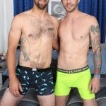 Hung Stud Wright Barebacks & Breeds Married Dude Michael Mission