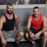 Hot, Ripped & Hairy Gym Buddies Jake & Clay Towers Flip-Flop Fucking