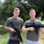Hot Military Guy Brandon Anderson Barebacks His Buddy Ryan Jordan